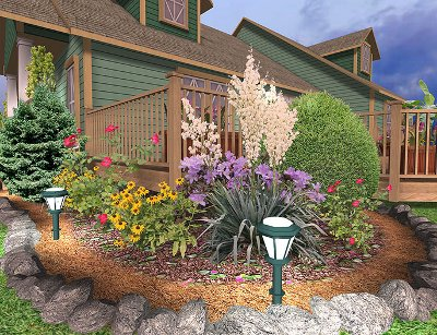 How To Create An Amazing Yard Landscape Design Software
