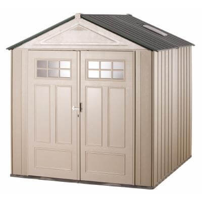 seven foot square shed