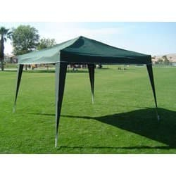 Portable Shelter Using A Pop Up Gazebo