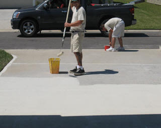 What Is Concrete Paint And Stain?