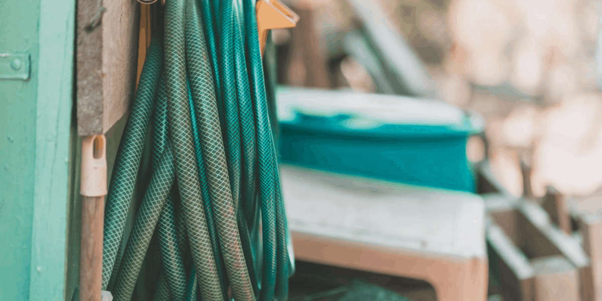 Garden Hose Storage Solutions