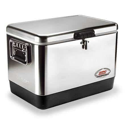 Stainless Steel Cooler Review
