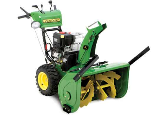John Deere Snowblowers