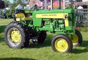 john deere 430 garden tractor
