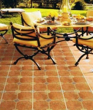 Outdoor Tiles Installation