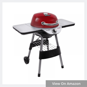 The Char-broil Patio Caddie Outdoor Electric Grill