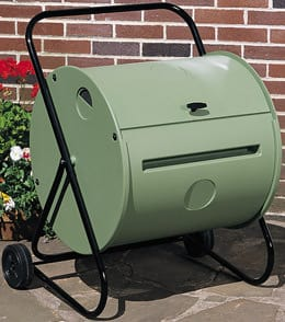 Back Porch Compost Tumbler