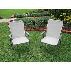 Compact And Comfortable Folding Lawn Chairs