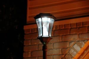 Outdoor Pole Lights