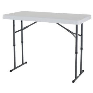 Adjustable Height Folding Table Guide