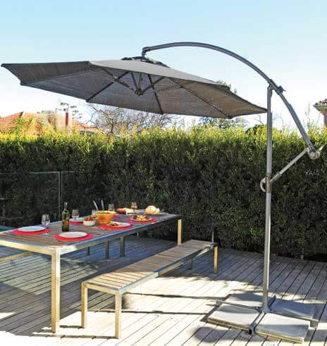 Cantilever Umbrella Guide