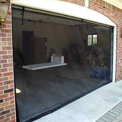 Sliding Garage Door Screens Doors