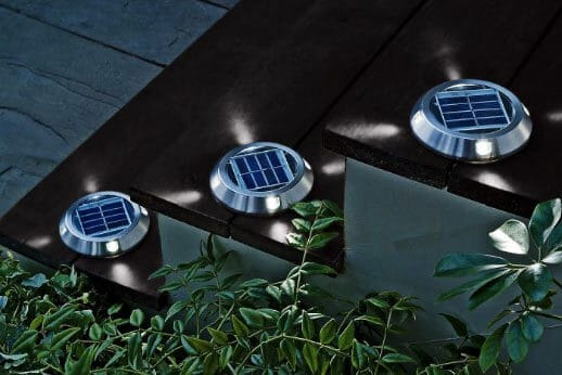 Guide to Solar Patio Lighting