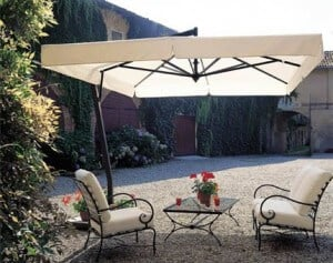 Cantilever Patio Umbrella