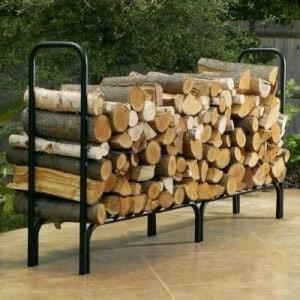 Firewood Storage Rack Organizers