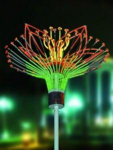 Creative and Stylish Outdoor Garden Lights