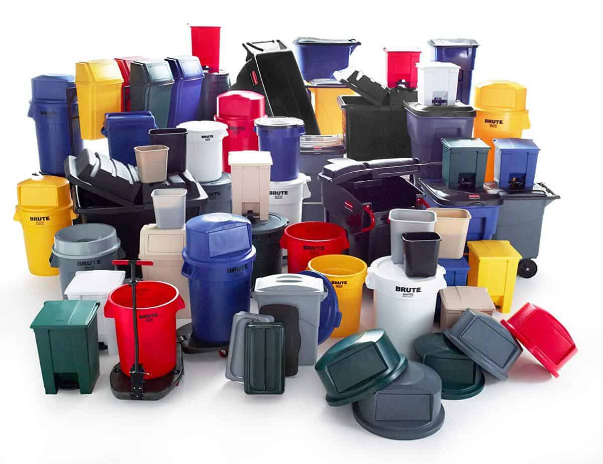 Rubbermaid Trash Can Comprehensive Guide