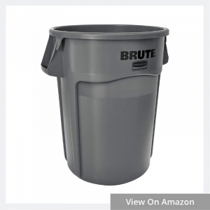 Rubbermaid Commercial Products FG264360GRAY BRUTE