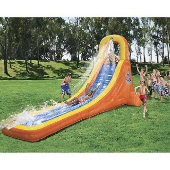 Banzai Blast Water Slide