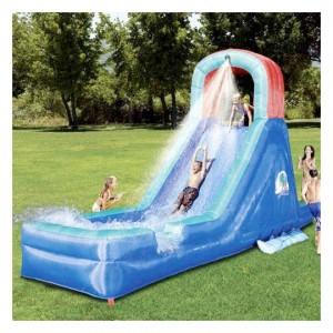 best backyard water slide banzai falls original water slide review