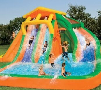 Banzai Inflatable Water Slides