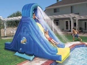 Ultimate Guide to Banzai Inflatable Water Slides