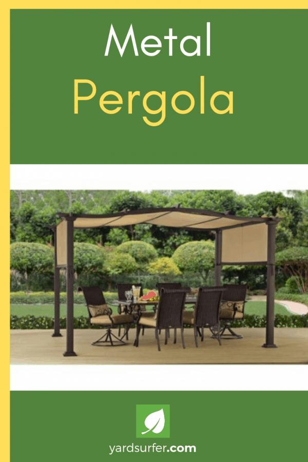 Metal Pergola