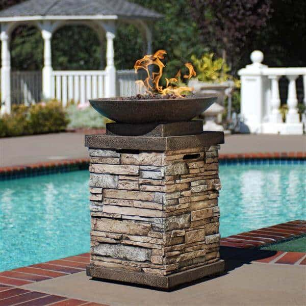 Gas Fire Pit – Outdoor Gas Fire Pits