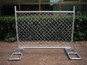 Types of Temporary Fencing