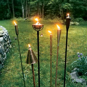 Tiki Torches Are A Delight To Have In The Yard Due Fact That They Use Real Flames For Illumination These Interesting Fuel Reservoir