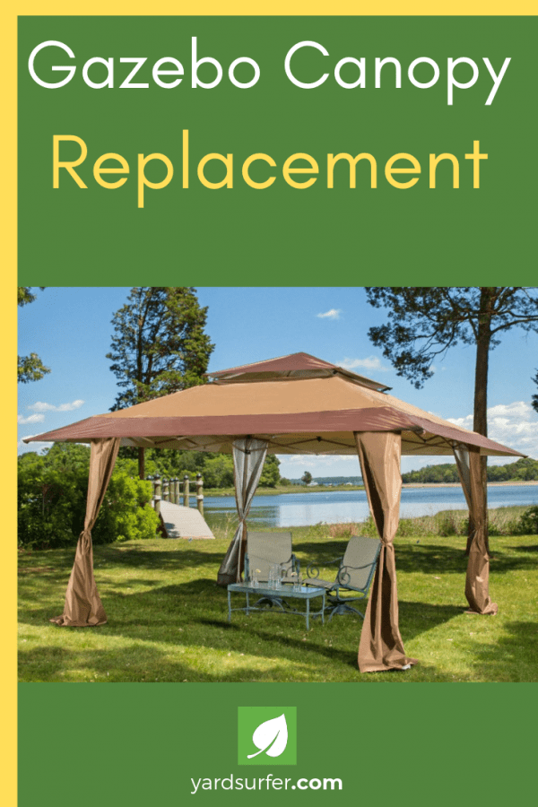 Gazebo Canopy Replacement
