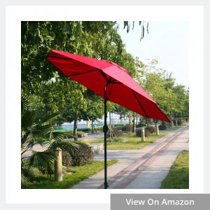 Sunnyglade Patio Umbrella Outdoor Table Umbrella