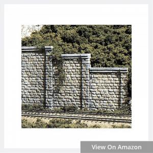 Woodland Scenics HO Retaining Wall