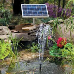 Installation and Service for Fountain Pumps