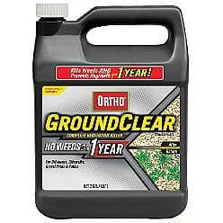 Weed Eater – What is Ortho Ground Clear?