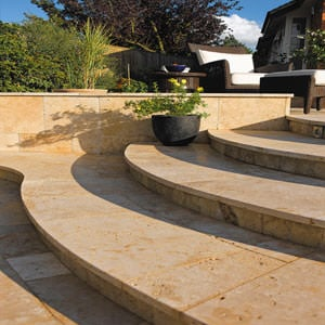 Before You Buy Travertine Pavers