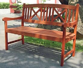 Care for Wooden Benches