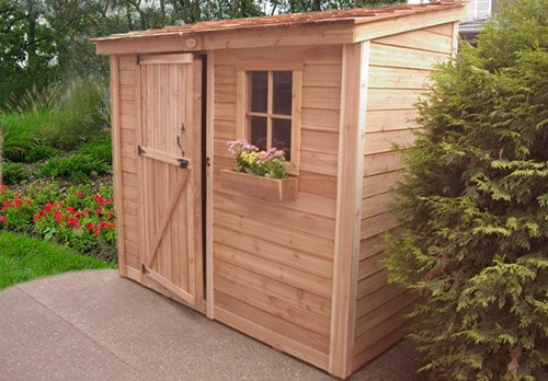 What to Expect from Storage Shed Plans