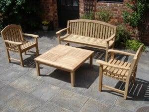 Care Tips for Teak Patio Furniture — YardSurfer.com