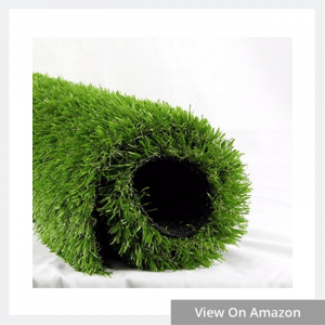 Realistic Deluxe Artificial Grass Synthetic Thick Lawn Turf Carpet