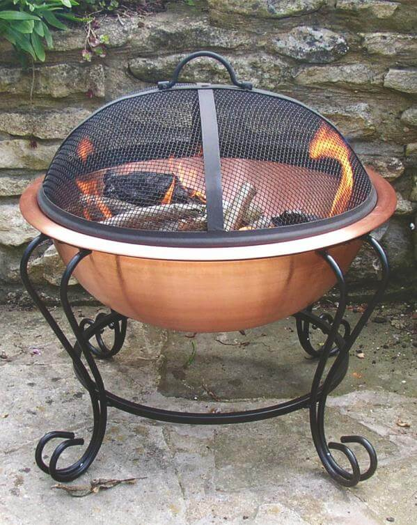 Copper Fire Pit Guide