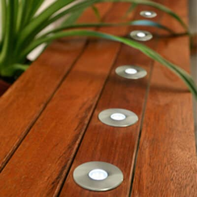 outdoor lighting for your deck