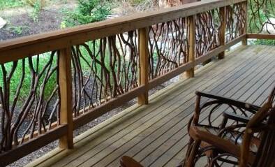 3 Deck Railing Ideas