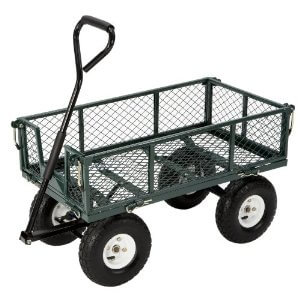 Utility Wagon Products by Tricam