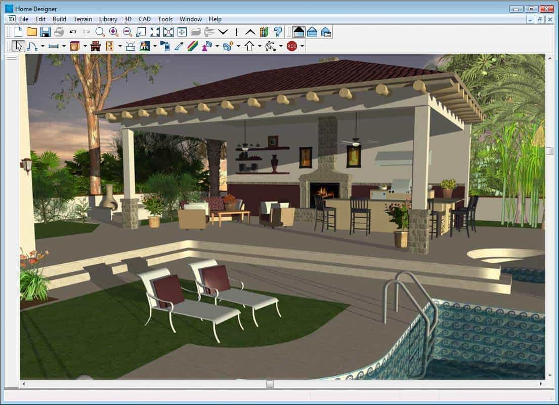 Amazing Yard Landscape Design Software Yardsurfer Professional Gallery