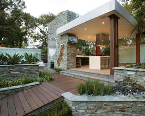 How to Create A Luxury Outdoor Area