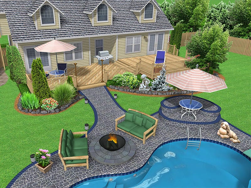 Perfect ... Punch Home U0026 Landscape Design. Design Software