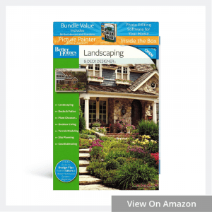 Better Homes and Gardens Landscaping & Deck Designer 8.0
