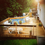 Post image for Read These Ideas and Get the Best Above Ground Pool Deck
