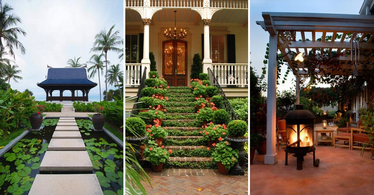 40 Landscaping Ideas for Backyard and Front Yard